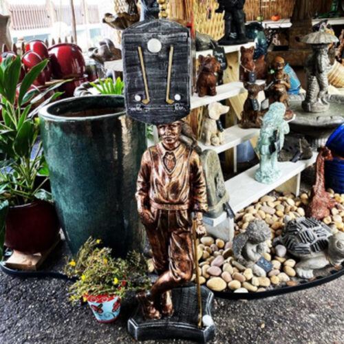 Ethans Courtyard and Patio | Bonita Springs | Water Fountains, Wall Fountains, Mailboxes, and more