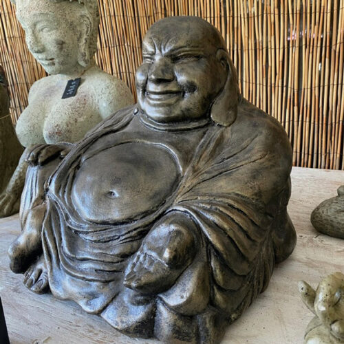 Ethans Courtyard and Patio | Meditating Buddha Bronze Statue | Bonita Springs | Water Fountains, Wall Fountains, Mailboxes, and more